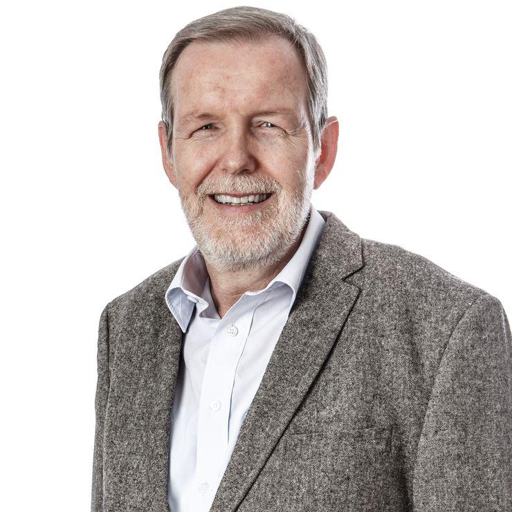 Portrait Alfred Schor