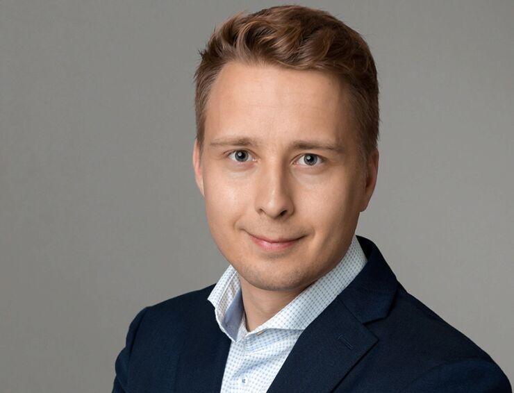 Portrait Julien Stocker