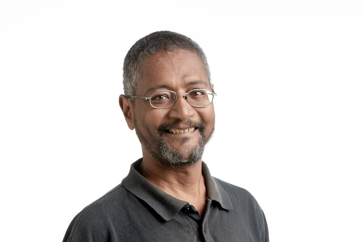 Portrait Mohamed Hamdaoui