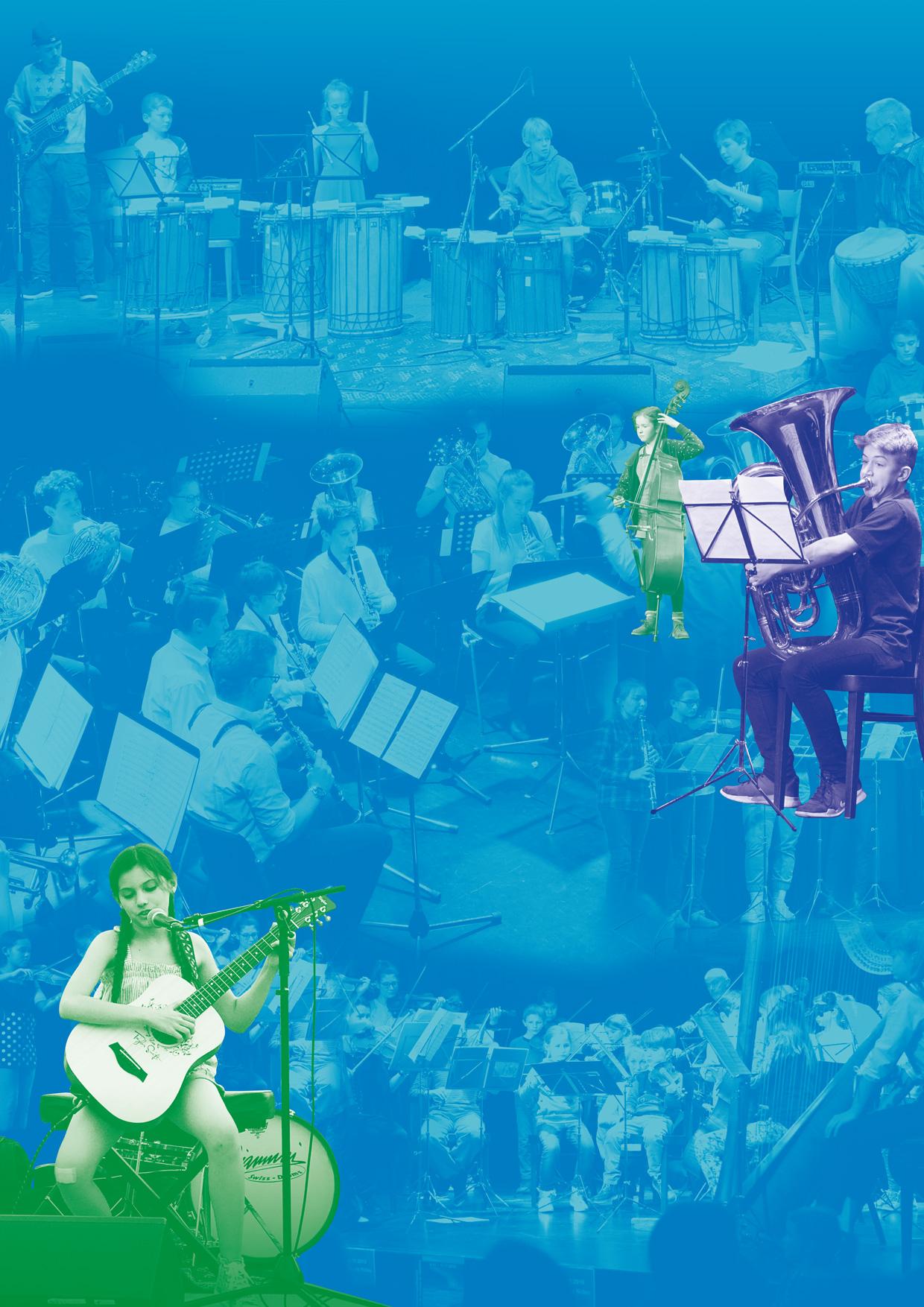 Konzert, Musikschule Biel